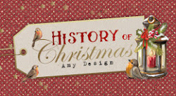 Amy Designs History of Christmas