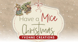 Yvonne Creations Have a Mice Christmas