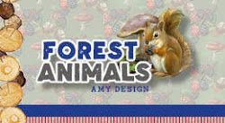 Amy design Forest Animals