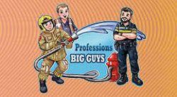 Yvonne Creations Big Guys Professions