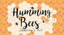 Overzicht van Jeanines art Humming Bees
