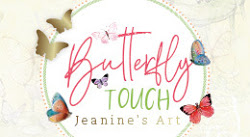Jeanines art Butterfly Touch