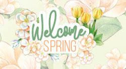 Jeanines art Welcome Spring
